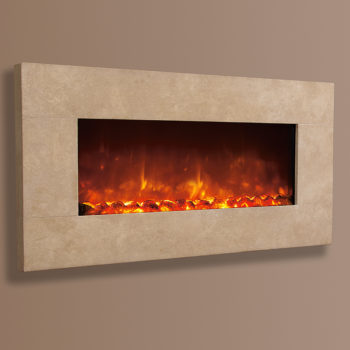 Celsi Electriflame XD Travertine 1100 Electric Fire