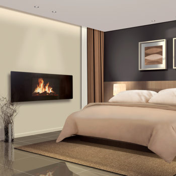 Celsi Puraflame Panoramic LCD Electric Fire