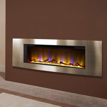Celsi Electriflame VR Vichy Champagne Inset Electric Fire