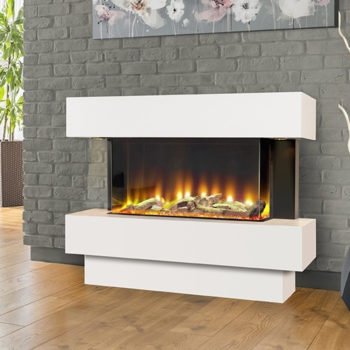 Celsi Electriflame VR Carino Electric Fire Suite 750