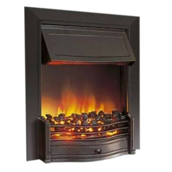 Dimplex Danesbury Black Electric Fire 2KW Black