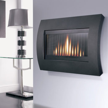 Flavel Curve Wall Mounted Gas Fire