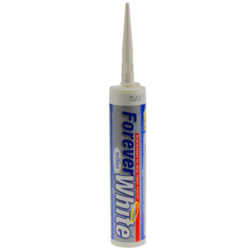 Ever Build Forever White Silicone Sealant Stops Black Mould Guaranteed 10 Years