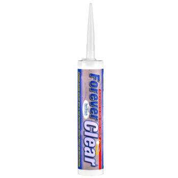 Ever Build Forever Clear Silicone Sealant Stops Black Mould Guaranteed 10 Years