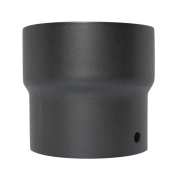 125mm Stove Adaptor Vitreous Enamel