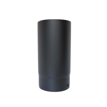 125mm Flue Pipe Vitreous Enamel 250mm Long