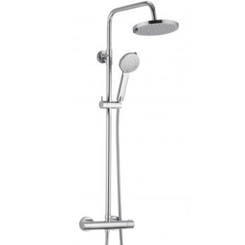 Pura Arco Bar Shower Kit