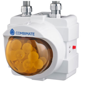 Combimate Unit Scale Prevention System