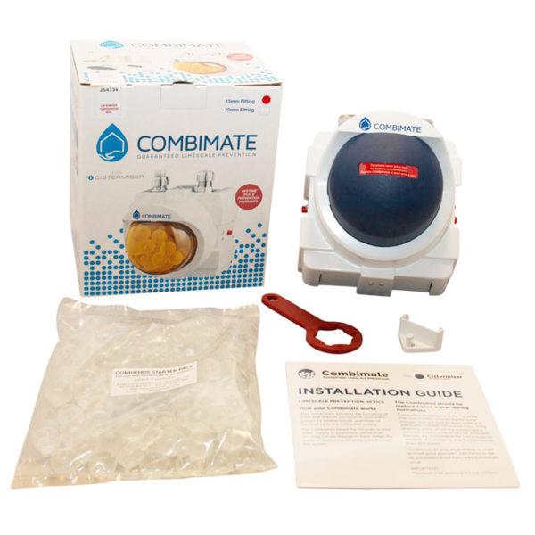 Combimate Unit Scale Prevention System