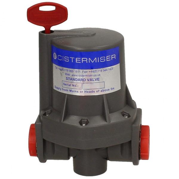 Cistermiser Hydraulic Standard Valve