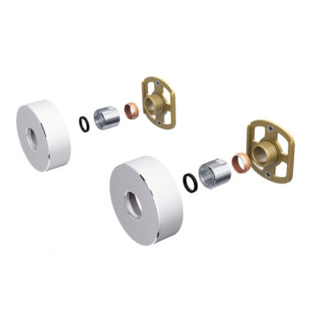 Niagara Delux Bar Valve Easy Fix Kit Round