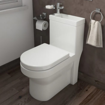 Arley P2 Toilet Combo with Tap
