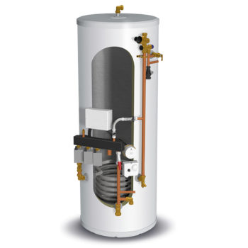 Gledhill Stainless lite Pre-Plumbed IND150 Indirect Unvented Cylinder System Boilers