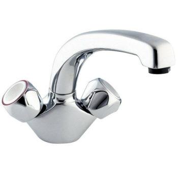 Deva DCM104 Profile Contract Chrome Mono Sink Mixer