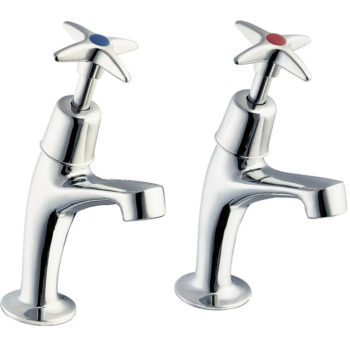 Deva 183X Commercial Cross Handle Sink Taps
