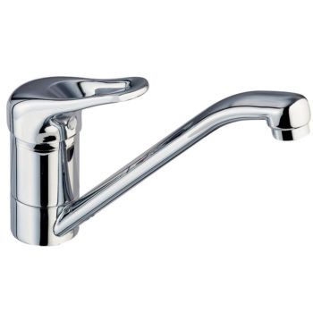 Deva LACE171 Lace Chrome Kitchen Sink Mixer