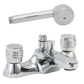 Deva SOLE106 Solerno Deck Mounted Bath Shower Mixer