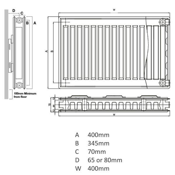 Revive 400x400 P+ DPSC