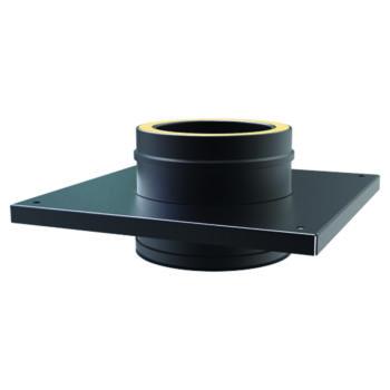 (Dropship) Console Plate 125mm Black