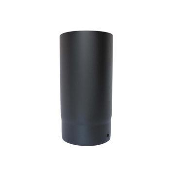 100mm Flue Pipe Vitreous Enamel 250mm Long