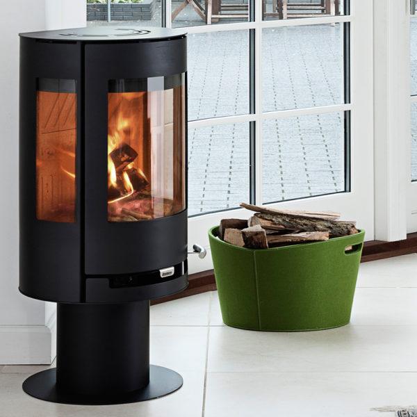 Aduro 9-3 Defra Approved 6 Kw Wood Burning Stove