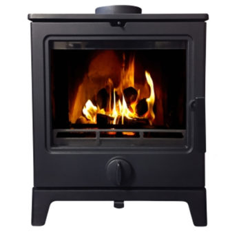 Mi Fires Derwent Wood Stove 5KW ECOD-esign