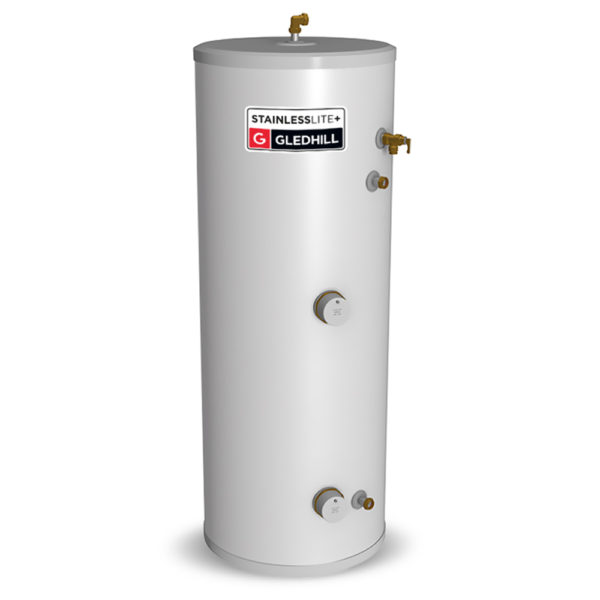 Gledhill Stainless lite Plus D210 Direct Unvented