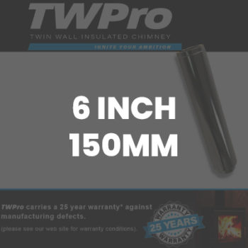 TWPro 6 Inch Twin Wall