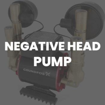 Universal/Negative Pumps