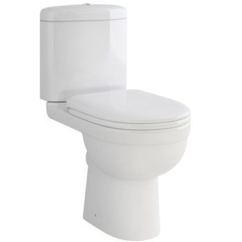 Imex Ivo Toilet With Puraplast Seat