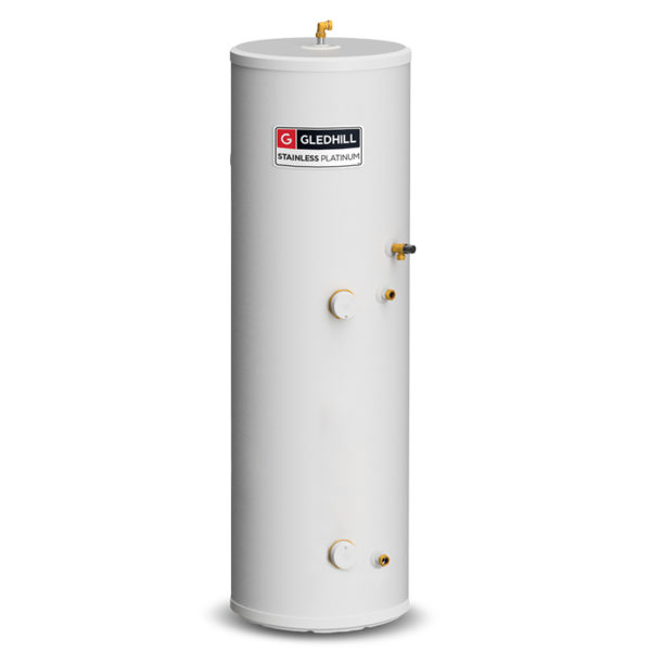 Gledhill Stainless Platinum 120L Direct Unvented Cylinder