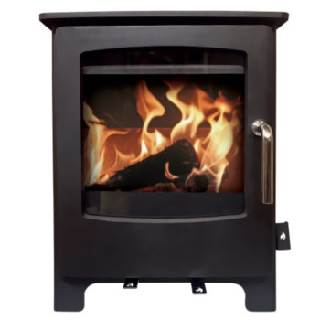 Mi Fires Solway Medium Multi Fuel Stove 5KW ECO-Design