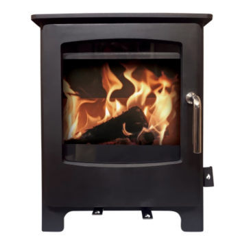 Mi Fires Solway Small Multi Fuel Stove 4KW ECO-Design