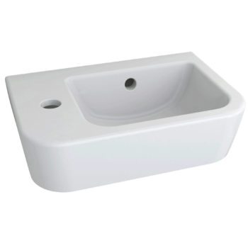 Imex Essence 370mm Left Hand Basin