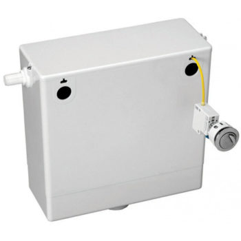 Imex Cable Operated Concealed Dual Flush Cistern