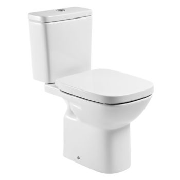 Roca Debba Close Coupled Toilet Complete Pack
