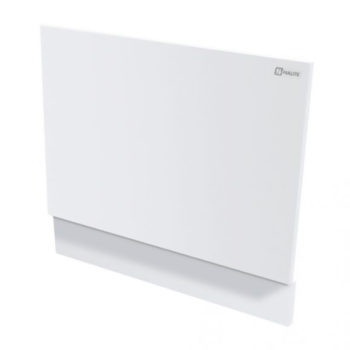 800mm Bath End Panel Gloss White