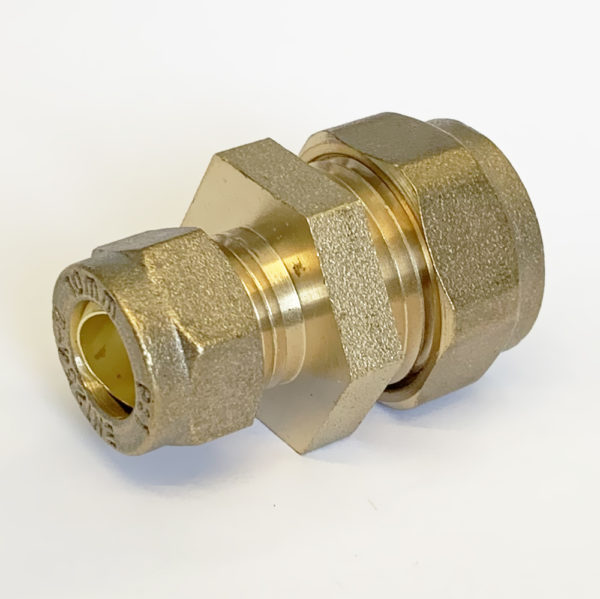 Reducing Coupling 15mm x 8mm Compression
