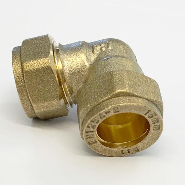 8mm Elbow Compression