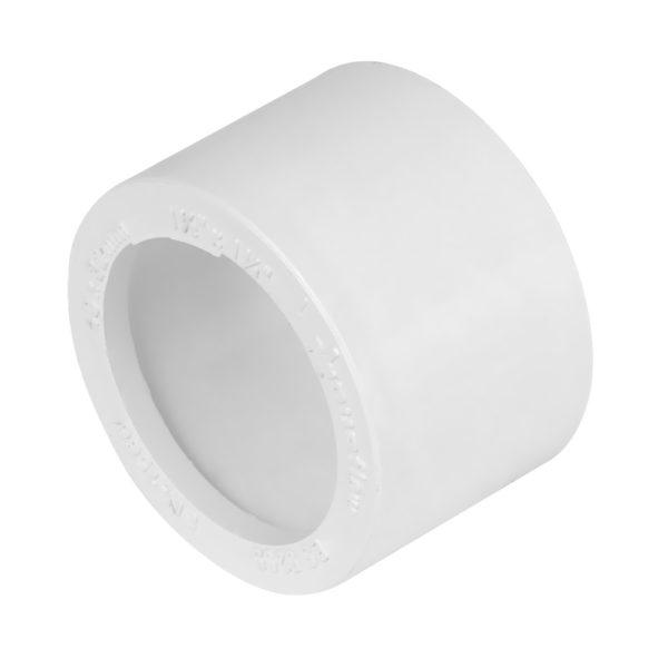 Davant White Solvent Weld Reducer 40mm-32mm