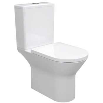 Imex Blade Rimless Comfort Height Toilet