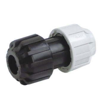 MDPE 21-27mm 3/4inch x 25mm Uni Trans Coupling