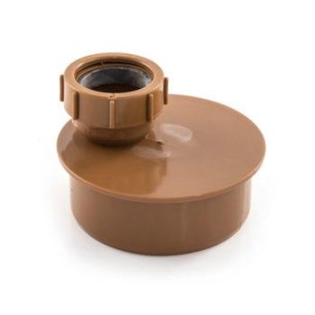 110mm Underground Waste Adaptor 110mm x 40mm